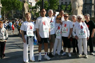 Maraton de El Corte Inglés 2007