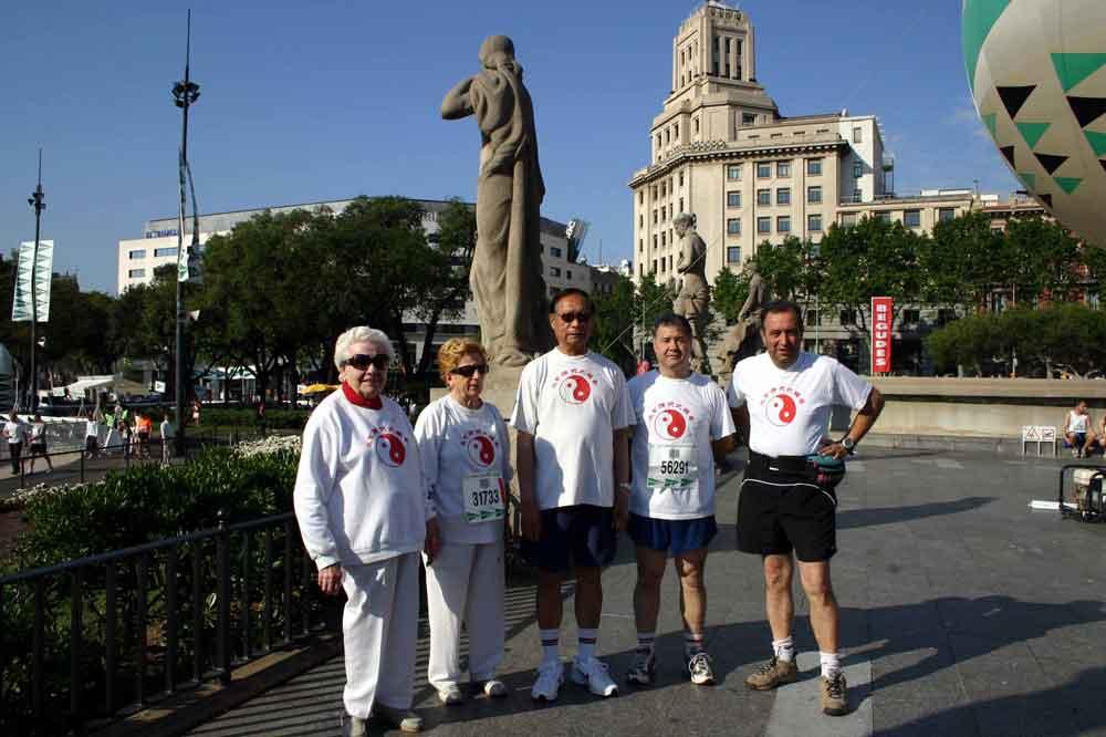 Imagen de la maraton El Corte Ingles