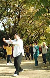 practica de taichi