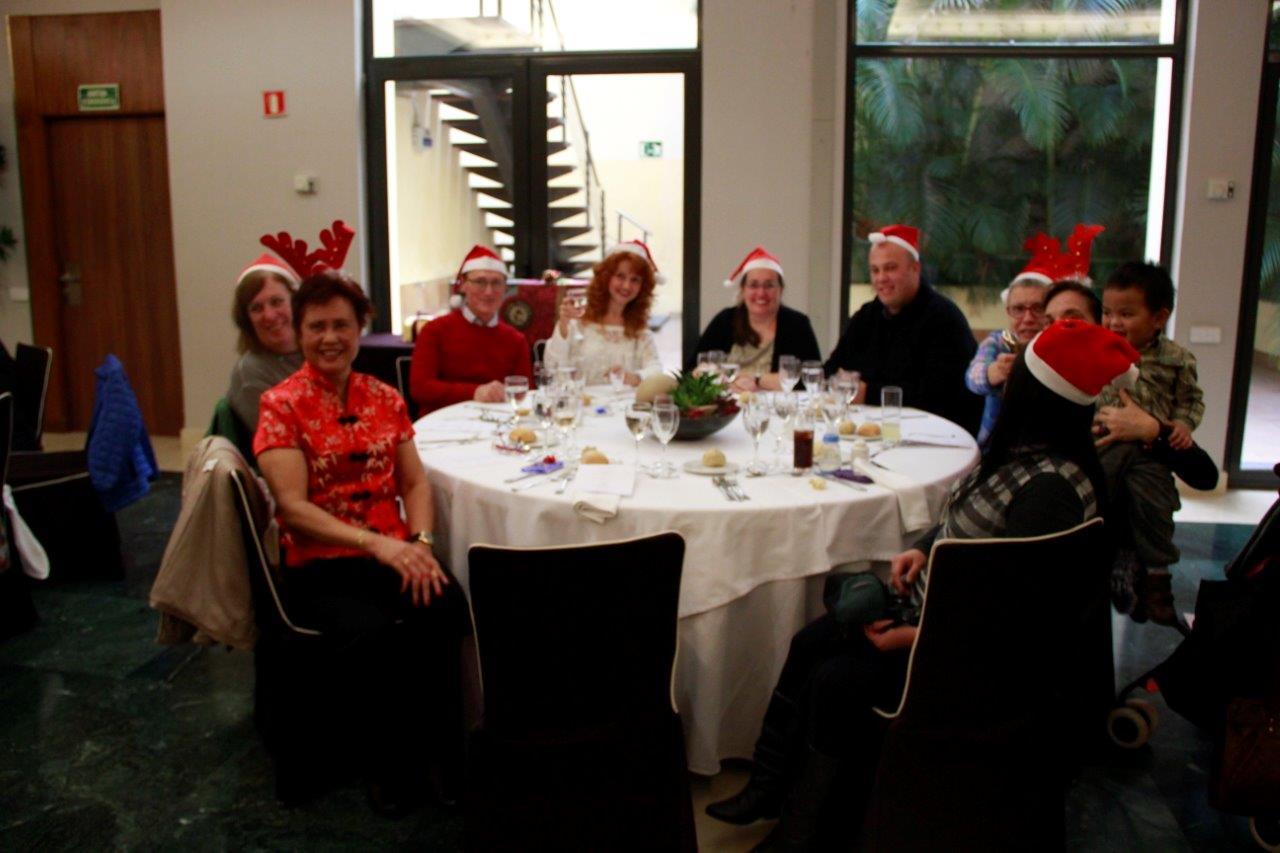 Dinar de Nadal 2014